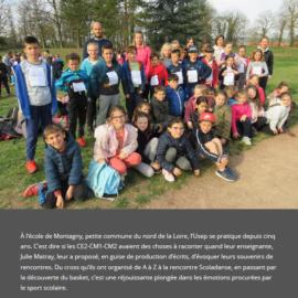 Souvenirs de rencontres : une classe raconte (42 – Loire)