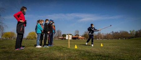 Loire (42) – Rencontre sportive sur un parcours de golf